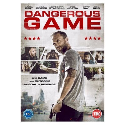 'DANGEROUS GAME' - FILM PREVIEW – BEST WISHES FILM