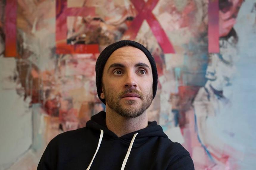 ANDREW SALGADO – ARTIST TALK WITH RICHARD STEMP