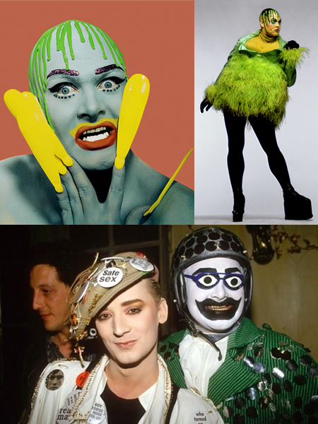 SOHO SALONS: LEIGH BOWERY AND TABOO WITH SUE TILLEY