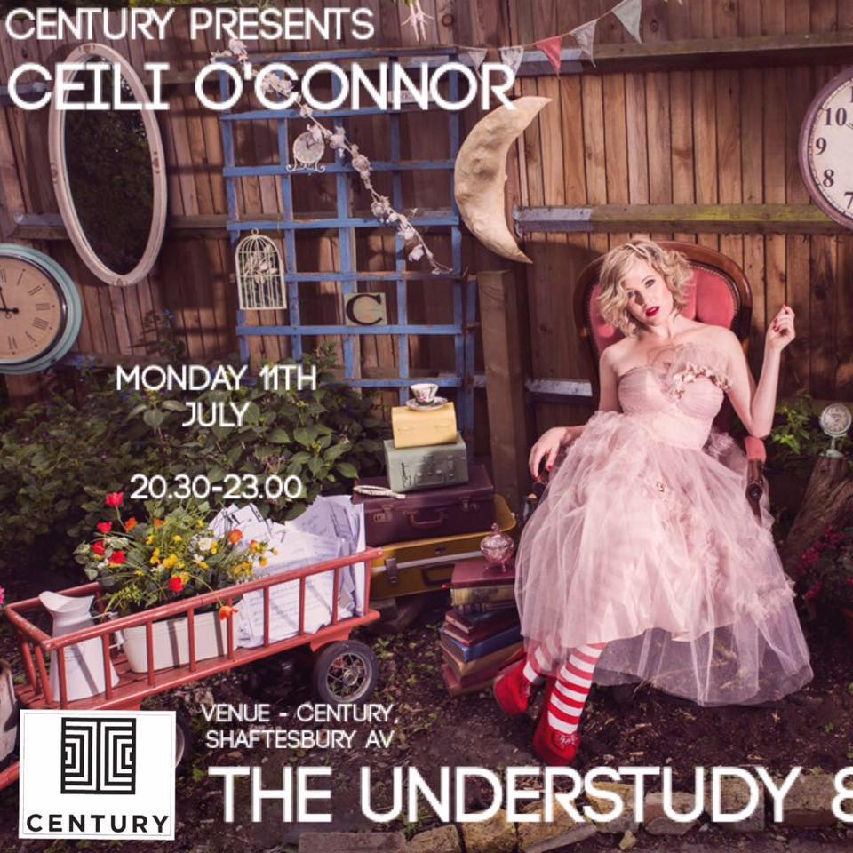THE UNDERSTUDY – CEILI O'CONNOR