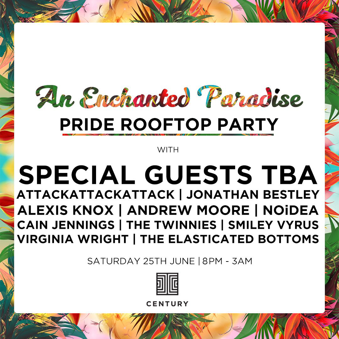 London Gay Pride Rooftop Party