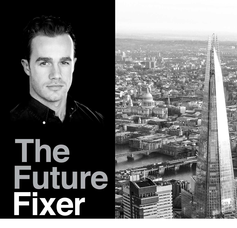 MEET GARY AMERS - THE FUTURE FIXER