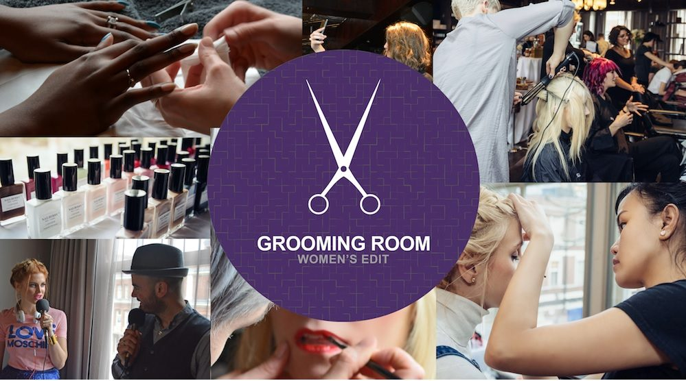 THE GROOMING ROOM: WOMENS EDIT