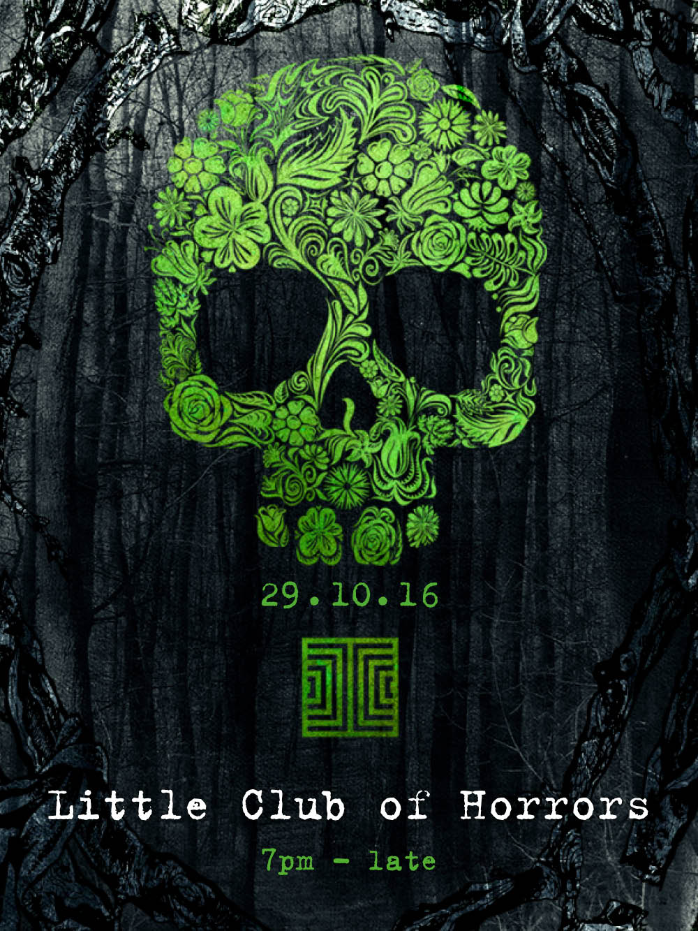 Halloween Party: Little Club of Horrors