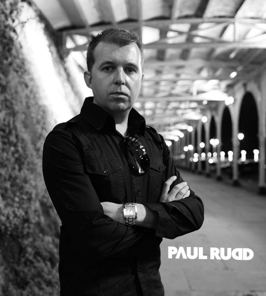 INTERNATIONAL DJ PAUL RUDD