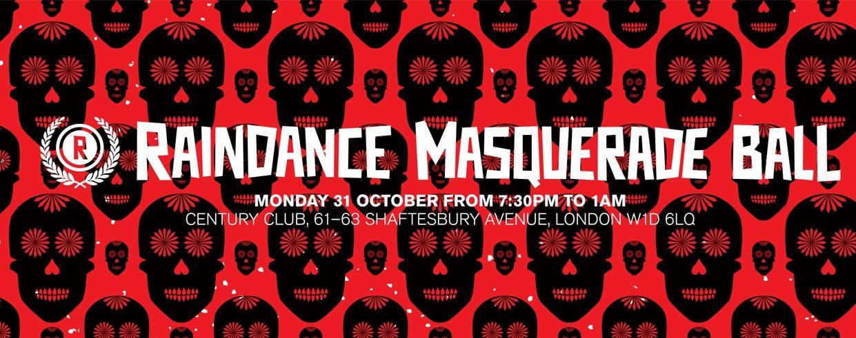 Raindance Halloween Masquerade Ball