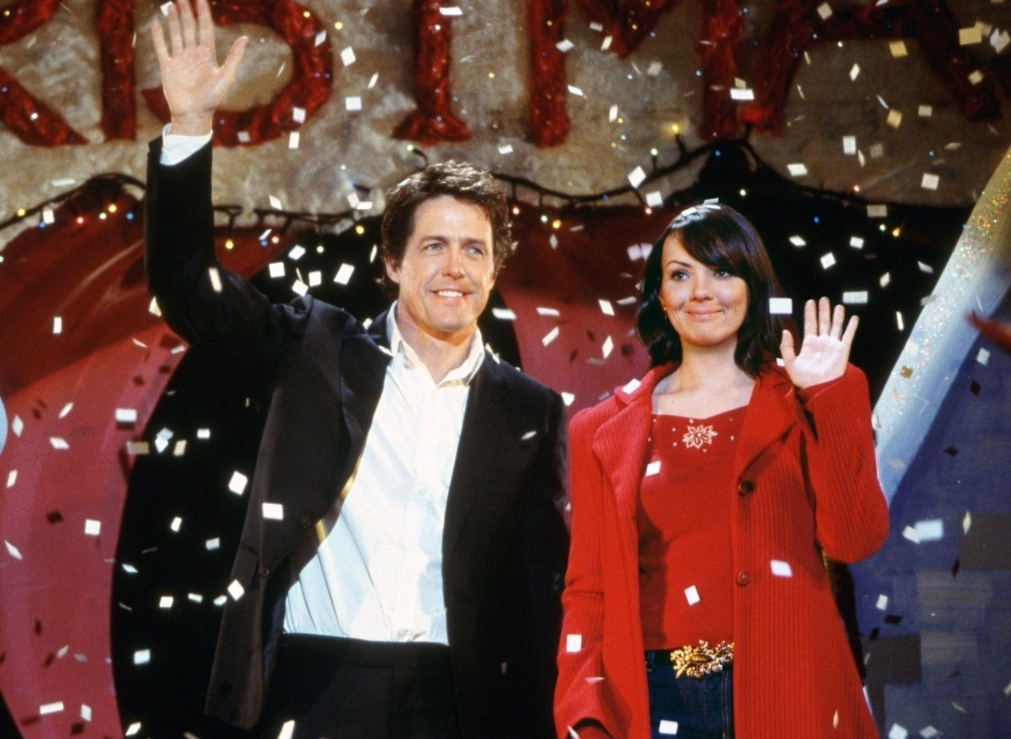 Christmas Film Screenings: Elf & Love Actually Double Bill