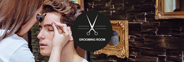 The Grooming Room Mens Edit