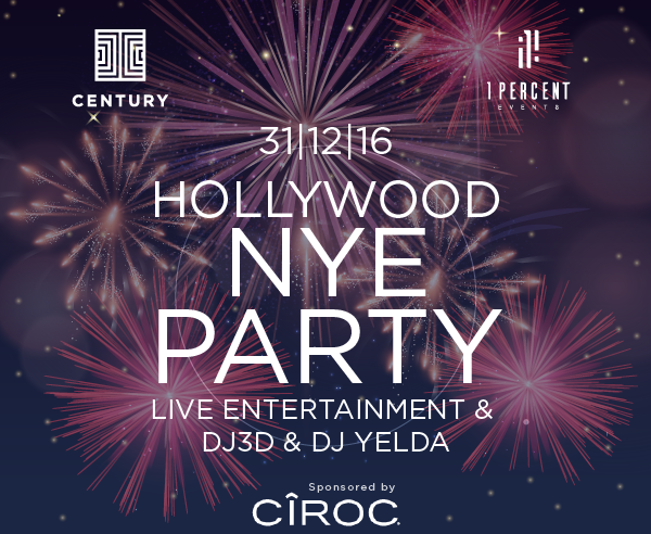 Hollywood NYE Bash
