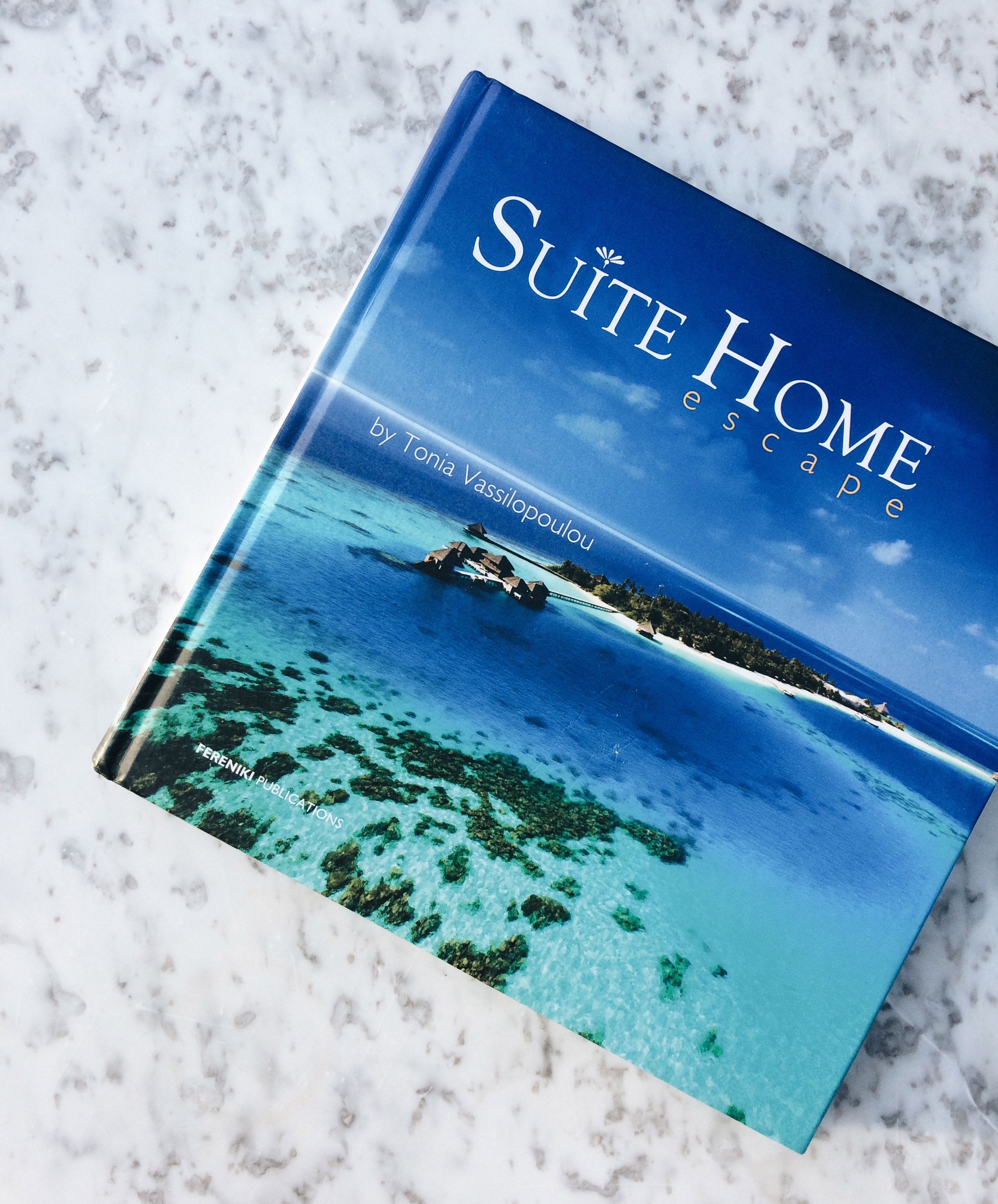 'SUITE HOME ESCAPE' BOOK LAUNCH