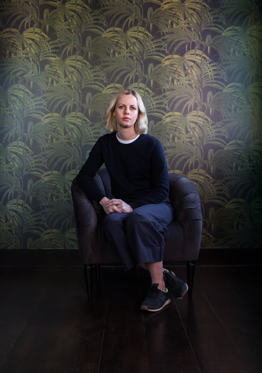 CLAIRE BAILY INTERVIEW