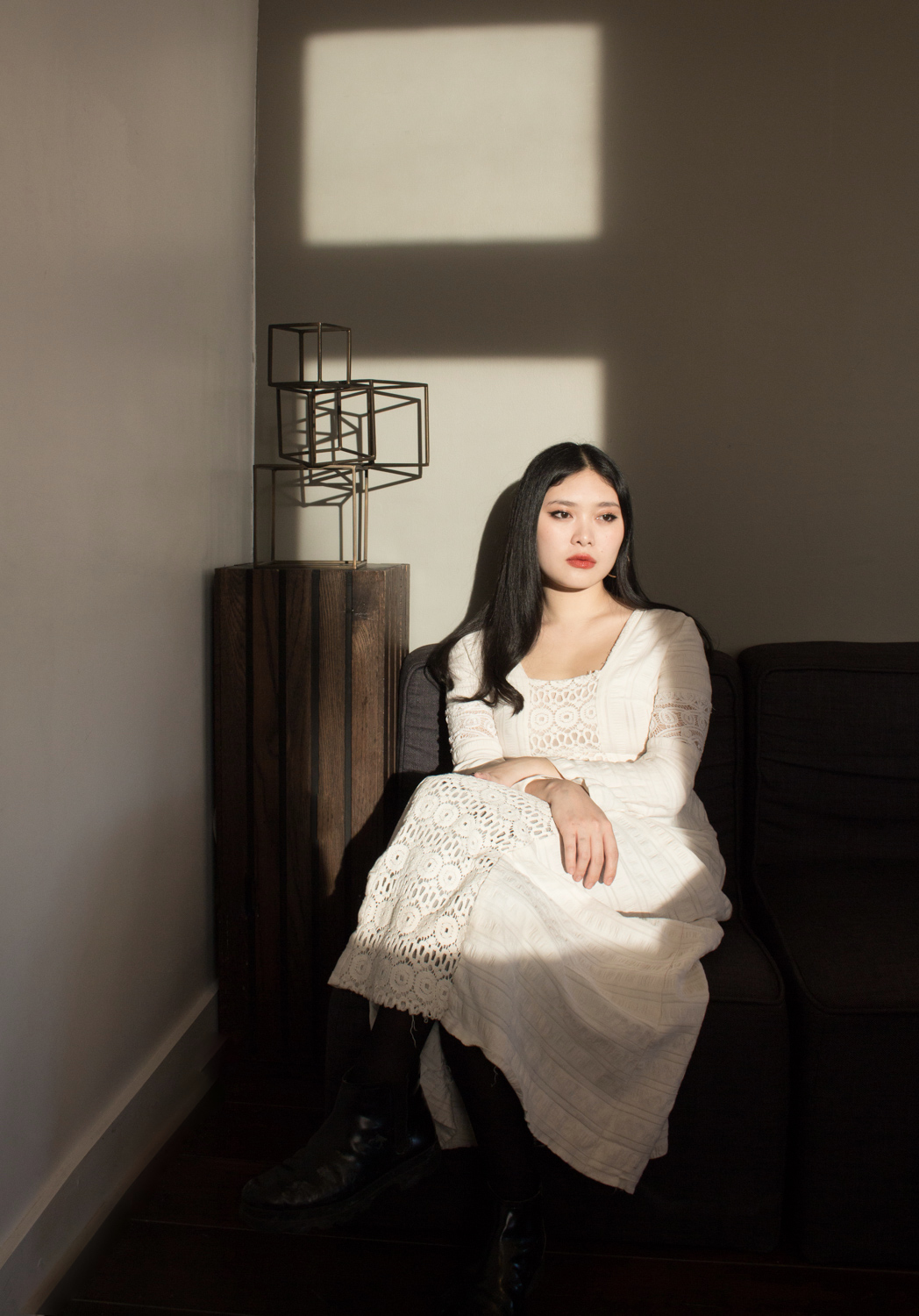 INTERVIEW WITH FAYE WEI WEI