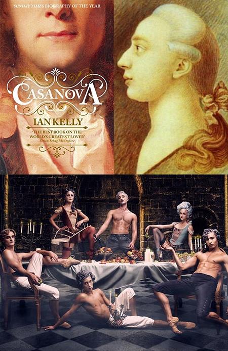 CASANOVA: ACTOR, LOVER, PRIEST, SPY WITH IAN KELLY