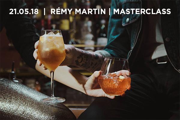 RÉMY MARTIN MASTERCLASS
