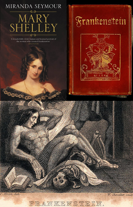 SALON TALKS | MARY SHELLEY AND THE BIRTH OF FRANKENSTEIN