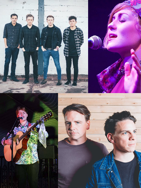 PARADISE LONDON LIVE | THE DUNWELLS PLUS GUESTS
