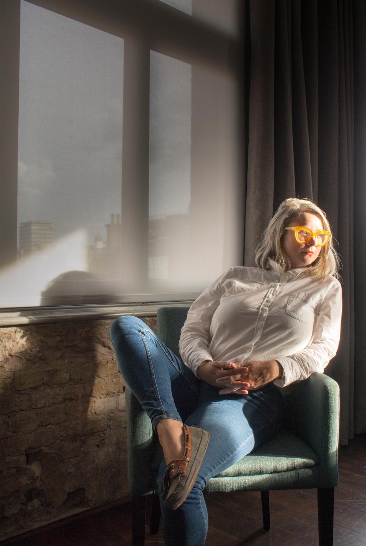 ARTIST INTERVIEW: HANNAH MURGATROYD