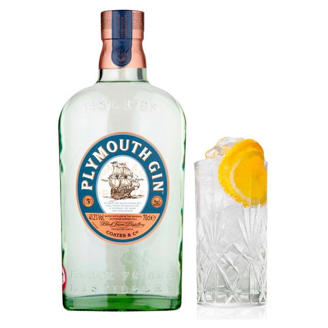 DRINKS TASTING | PLYMOUTH GIN