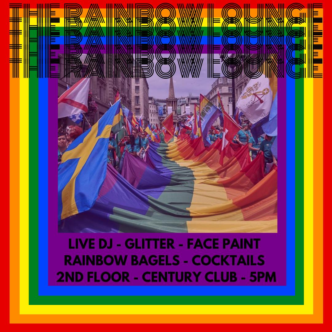 Pride Rainbow Lounge