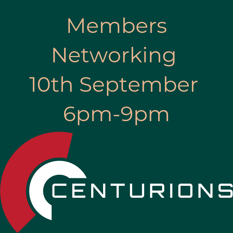 Centurions Networking Event