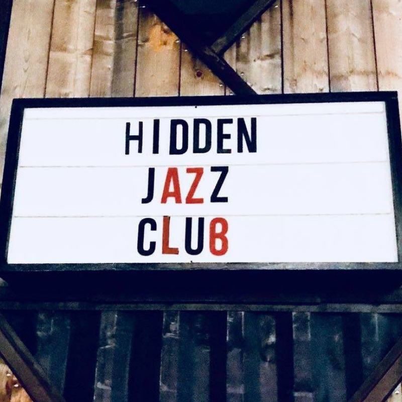 Hidden Jazz Club