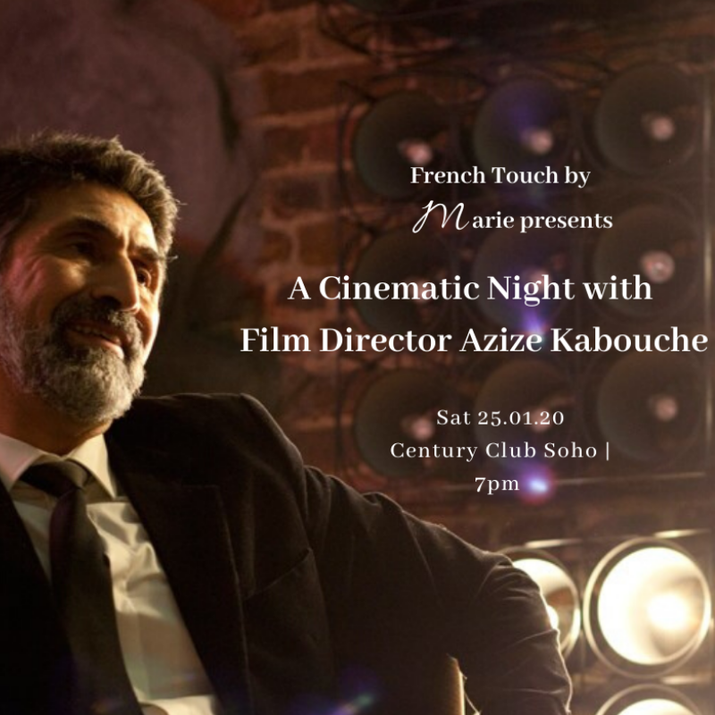 A FRENCH TOUCH: LIVE SCREENING AND LIVE MUSIC