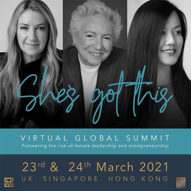 'SHE'S GOT THIS' - WEALTHiHER NETWORK GLOBAL SUMMIT